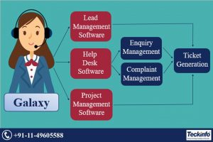 Galaxy CRM Software & Help Desk Software