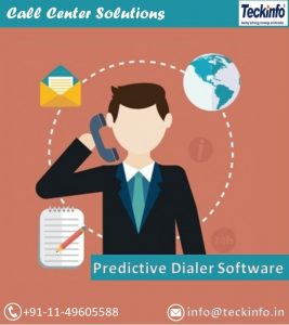 predictive dialer software
