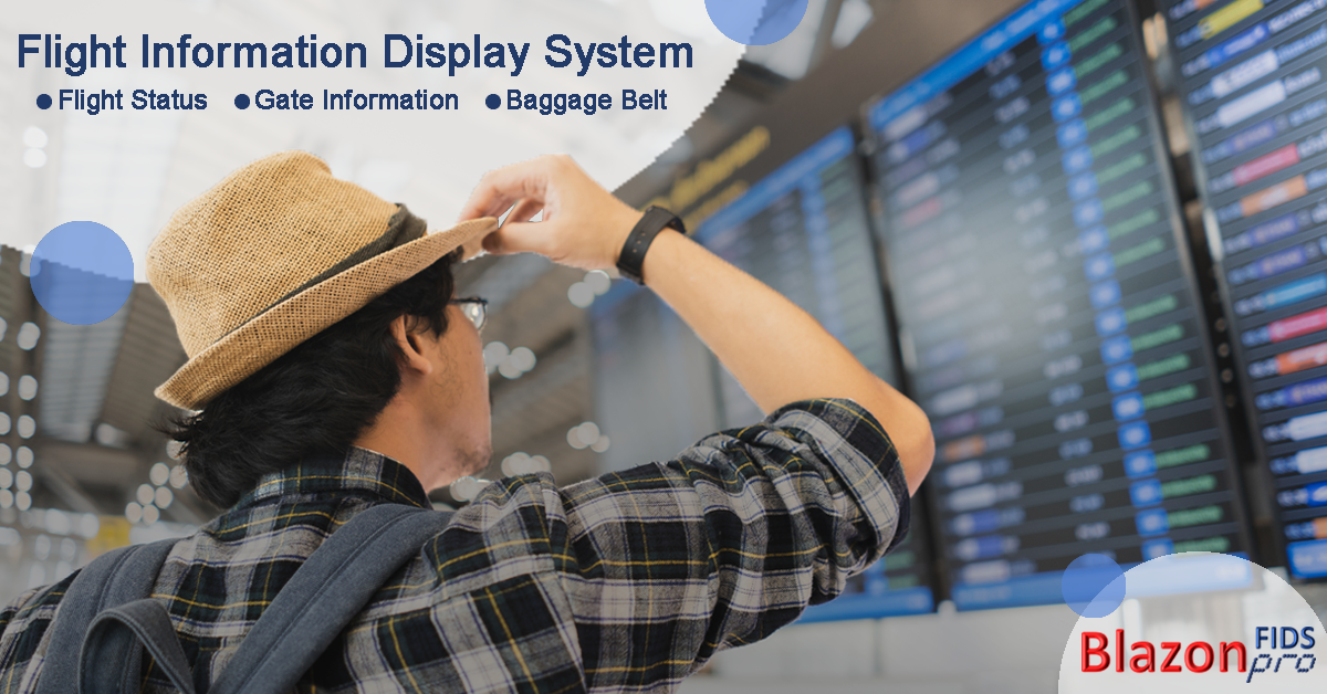 Flight Information Display System